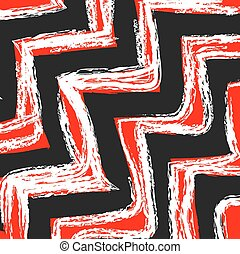red black striped background