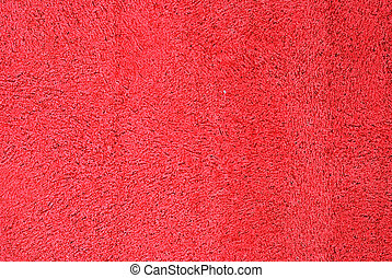 Abstract red cement wall