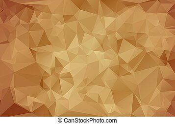Abstract red geometrical background