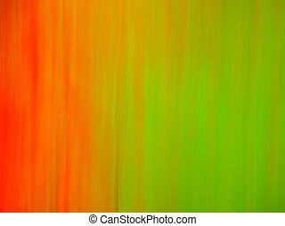 Abstract red green background