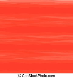Abstract Red Horizontal Wave Background