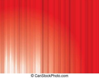 Abstract red light streaks background - Vector abstract red...