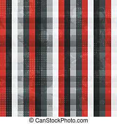 abstract red lines seamless texture with grunge effect