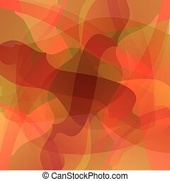 Abstract red vector background.
