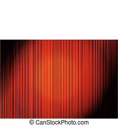 Abstract Red Vertical Striped Background