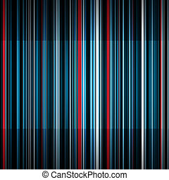 Abstract retro blue and red stripes background