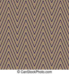 Abstract retro chevron pattern background design