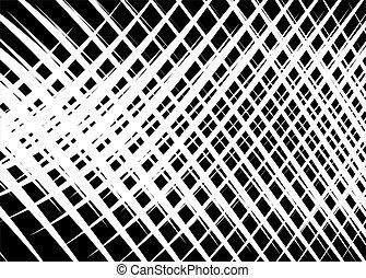 abstract retro
