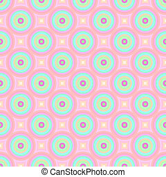 Abstract retro pattern - Colorful abstract retro patterns...