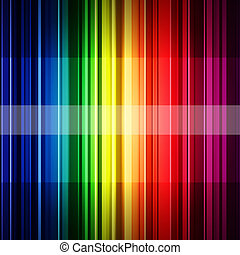 Abstract retro rainbow stripes background