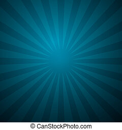 Abstract Retro Vector Blue Background - Abstract Retro...