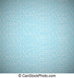 Abstract Retro Vector Blue Background