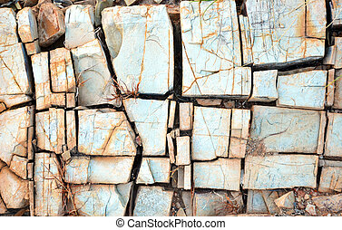 Abstract rock patterns - Natural abstract patterns and ...