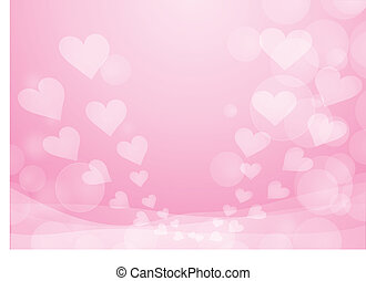 abstract romantic background eps10