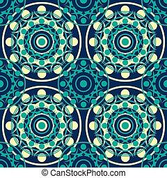 seamless pattern dark