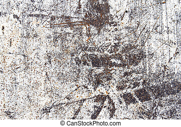 Abstract rusty grungy metal background