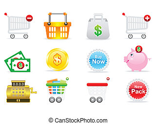 abstract sale icon vector