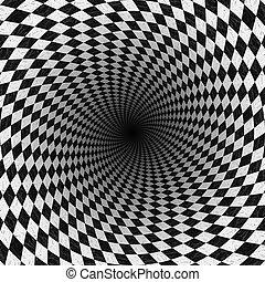 abstract, schaakspel, achtergrond