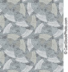 Abstract sea shell gray with texture