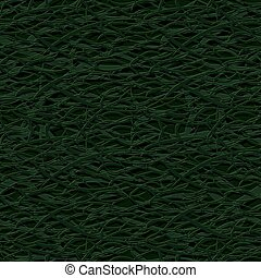 Abstract seamless background of green intertwined grass