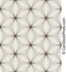 Abstract seamless diamond pattern.