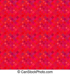 Abstract seamless geometrical diagonal square pattern background