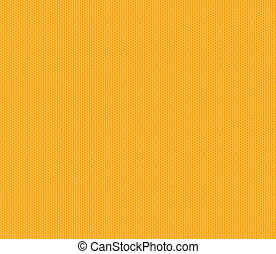 Abstract Seamless Honey - Cells Texture Background