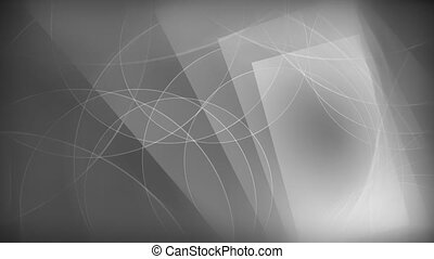 """""""Abstract seamless loop background animation in grayscales."""""""