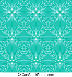 abstract seamless pattern hypnotic background. vector...