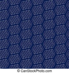 Abstract Seamless pattern vector eps 10