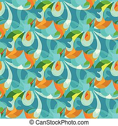 abstract seamless pattern vector illustration