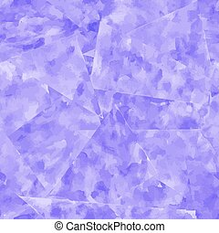 Abstract seamless pattern. Violet watercolor background. Vector illustration.