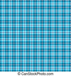 Abstract seamless tartan blue pattern - Abstract seamless...