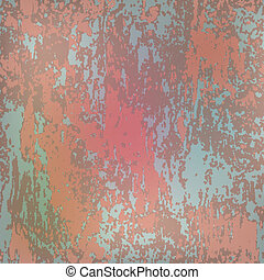 abstract seamless texture of rusted metal - abstract...