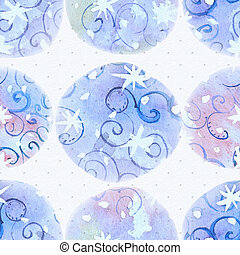 abstract seamless texture watercolor