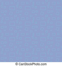 Abstract seamless vector pattern.