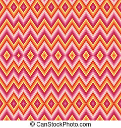 Abstract  seamless zigzag pattern
