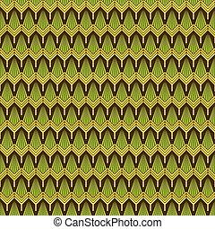 abstract shape design pattern
