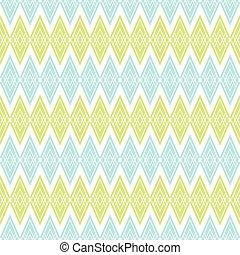 abstract shape rhombus pattern
