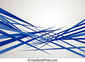 abstract shapes background edgy sharp blue design