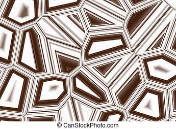 shards - abstract shards
