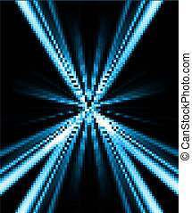 abstract shiny blue rays colorful backgrounds vector design