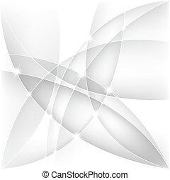 Abstract silver background, vector