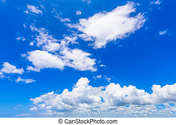 abstract sky cloud - realistic abstract sky with white...