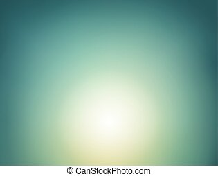 Abstract Smooth Colors Gradient Background. Vintage Colored Backdrop. Vector Illustration.