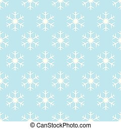abstract snow background seamless pattern vector