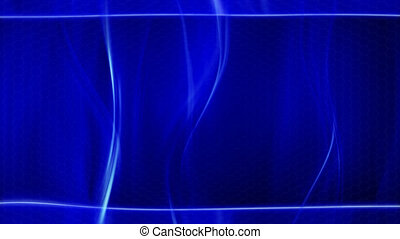 abstract soft blue background loop