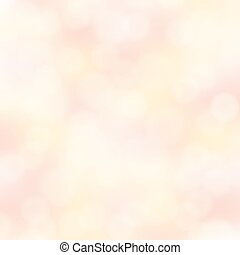 abstract soft colors background with light effects, bokeh. vector illustration