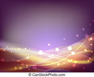 abstract soft violet dreamy background