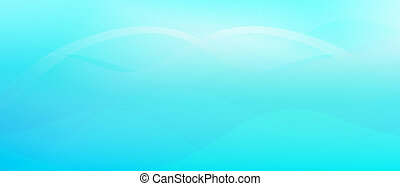 Abstract soft wavy background